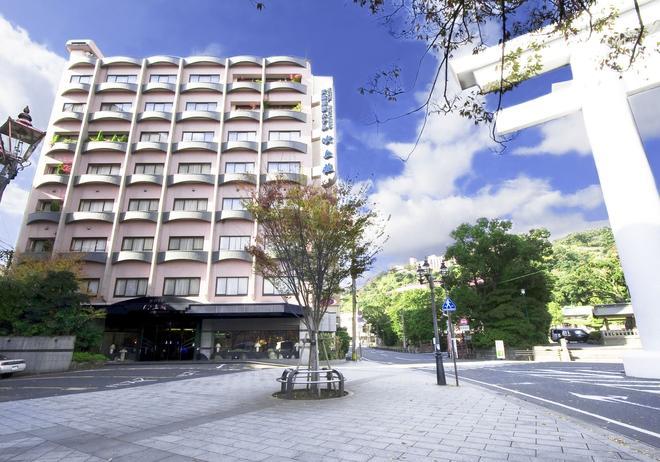 Hotel Fukiageso - Kagoshima - Rakennus