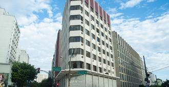 Dan Inn São Paulo Higienópolis - סאו פאולו - בניין