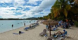Emerald Beach Resort - Saint Thomas Island - Strand