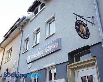 Bären - Hechingen - Building