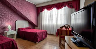 Hotel Internacional - בואנוס איירס - חדר שינה