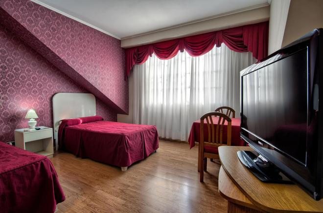 Hotel Internacional - Buenos Aires - Makuuhuone