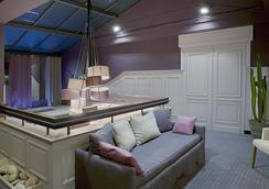 布雷謝最佳西方酒店 - 尼歐爾 - 尼沃特 - 休閒室