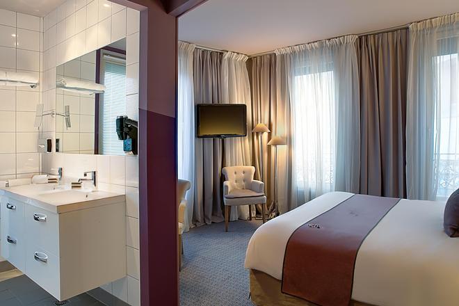 布雷謝最佳西方酒店 - 尼歐爾 - 尼沃特 - 浴室