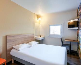 hotelF1 Évry A6 - Évry - Slaapkamer