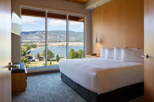 Penticton Lakeside Resort And Conference Centre - Penticton - Bedroom