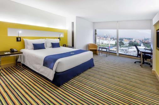 Wyndham Bogota - Bogotá - Bedroom