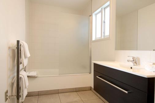 Pavilions Hotel - Christchurch - Phòng tắm