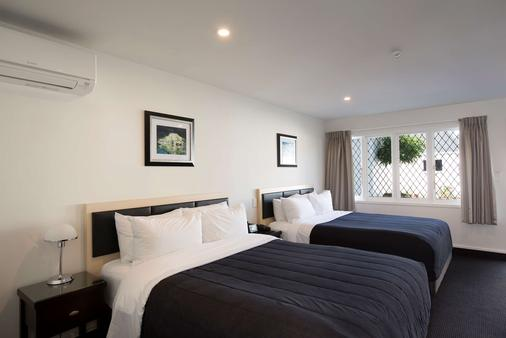 Pavilions Hotel - Christchurch - Bedroom