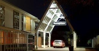 Pavilions Hotel - Christchurch - Hành lang
