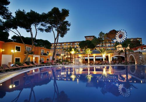 Occidental Playa De Palma C 118 C 1 5 9 Palma De Mallorca Hotel Deals Reviews Kayak