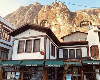 Amasya Ziyagil Konagi - Amasya - Budova