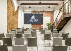 Hotel Leopolis - Leópolis - Sala de reuniones