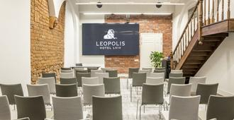 Hotel Leopolis - Lviv - Meeting room