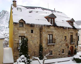 Hotel Almud - Sallent de Gállego - Gebouw