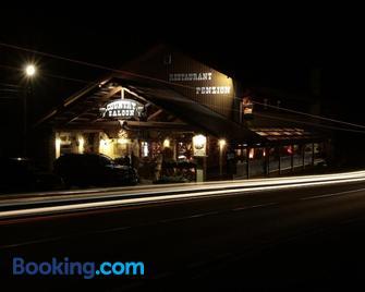 Steak Restaurant Penzion Country Saloon - Klatovy - Building