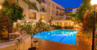 Fortezza Hotel - Rethymno - Pool