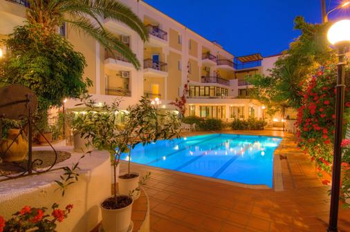 Fortezza Hotel - Ρέθυμνο - Πισίνα