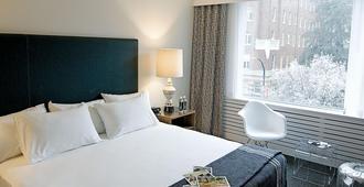 ذا بورارد - فانكوفر - غرفة نوم