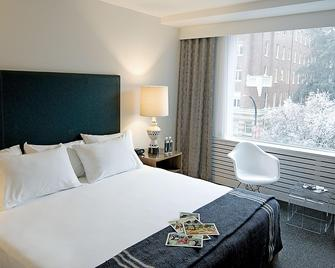 The Burrard - Vancouver - Schlafzimmer