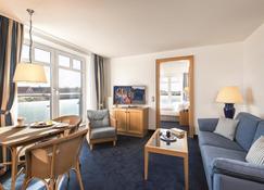 Strandhotel Juister Hof - Juist - Sala de estar