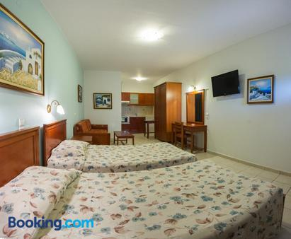 Villa Diamond - Parga - Bedroom