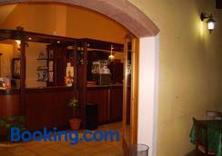 Hotel Perda Rubia - Sant'Anna Arresi - Bar