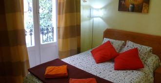 Babel Guesthouse - Madrid - Bedroom
