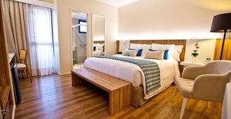 阿拉卡加優質酒店 - 阿拉加左 - 阿拉卡茹 - 臥室