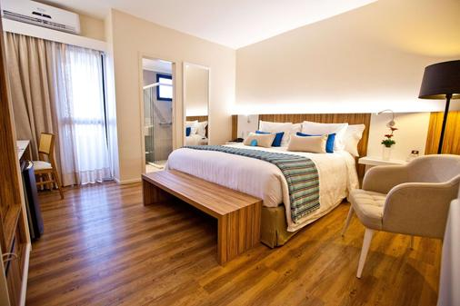Quality Hotel Aracaju - Aracaju - Makuuhuone