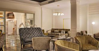 Hotel Grand Windsor MGallery by Sofitel - אוקלנד - טרקלין