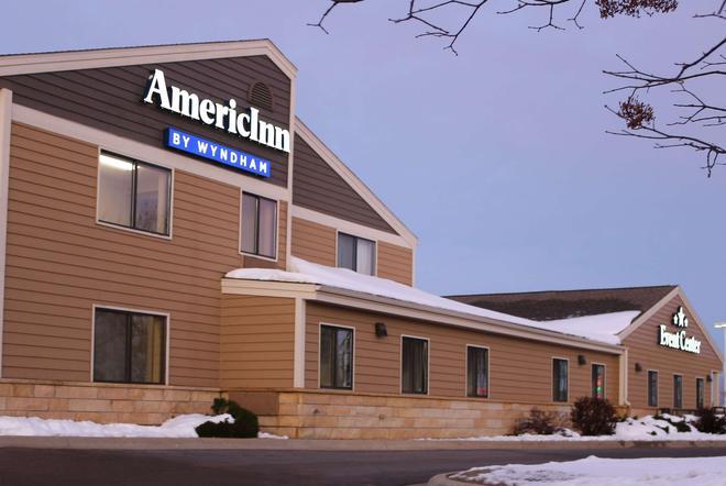 AmericInn by Wyndham Mankato Event Center - Манкато - Здание