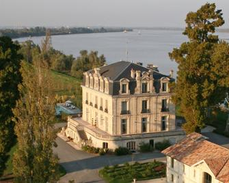 Chateau Grattequina - Blanquefort - Building
