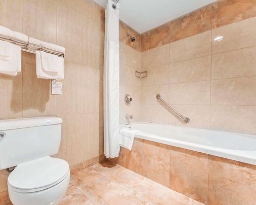 Quality Inn - Merritt - Μπάνιο