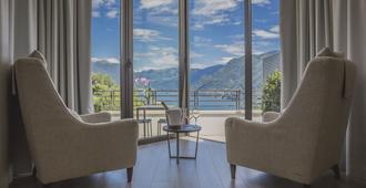 B&b Vista Lago - Como - Sala de estar