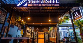 The Z Nite Hostel - Phuket City - Building