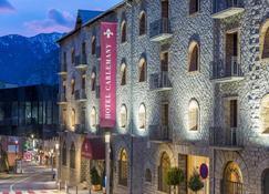 Hotel Spa Termes Serhs Carlemany - Les Escaldes - Edificio