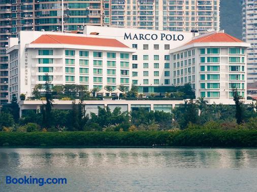 Marco Polo Xiamen - Xiamen - Building