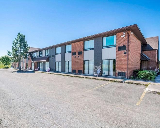 Comfort Inn - Saint John - Rakennus