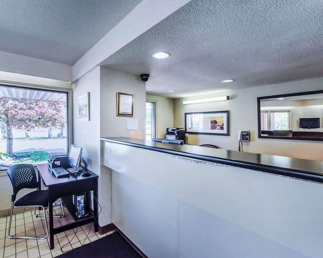 Comfort Inn - Saint John - Vastaanotto