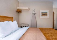 Comfort Inn - Saint John - Makuuhuone