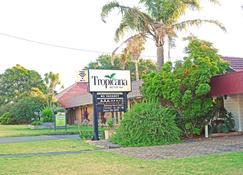 Tropicana Motor Inn - Phillip Island - Building