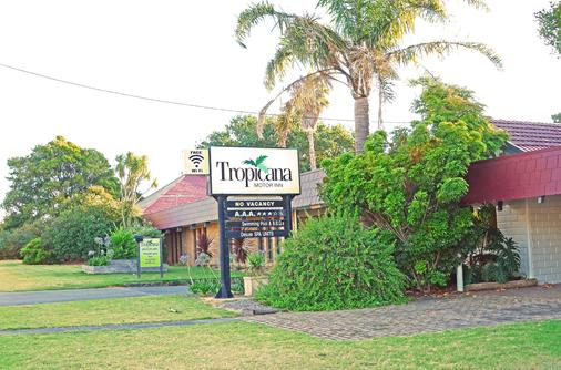 Tropicana Motor Inn - Phillip Island - Toà nhà