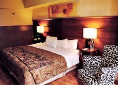 Hotel Panamericano - Santiago - Bedroom