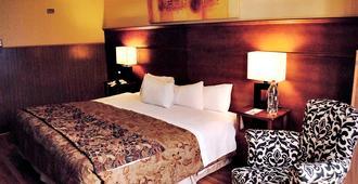 Hotel Panamericano - Santiago del Cile - Camera da letto