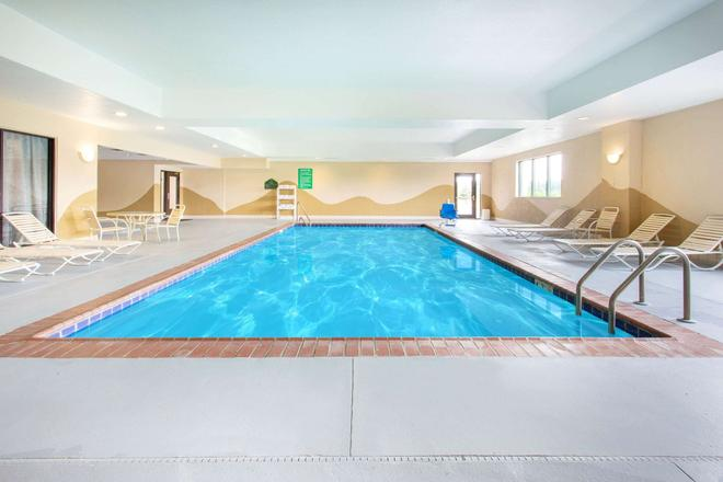 Wingate by Wyndham Indianapolis Airport Plainfield - Plainfield - Piscina