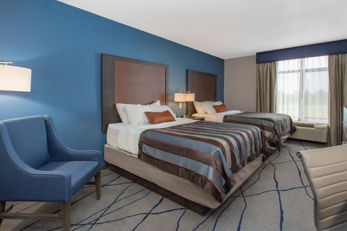 Wingate by Wyndham Indianapolis Airport Plainfield - Plainfield - Makuuhuone