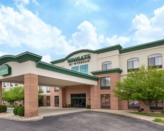 Wingate by Wyndham Indianapolis Airport Plainfield - Plainfield - Gebäude