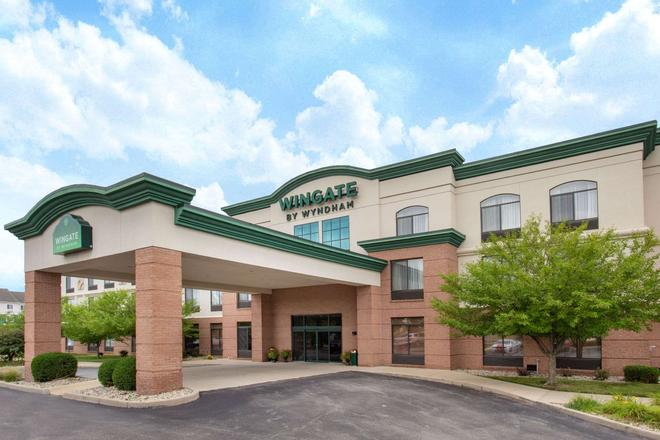 Wingate by Wyndham Indianapolis Airport Plainfield - Plainfield - Edificio