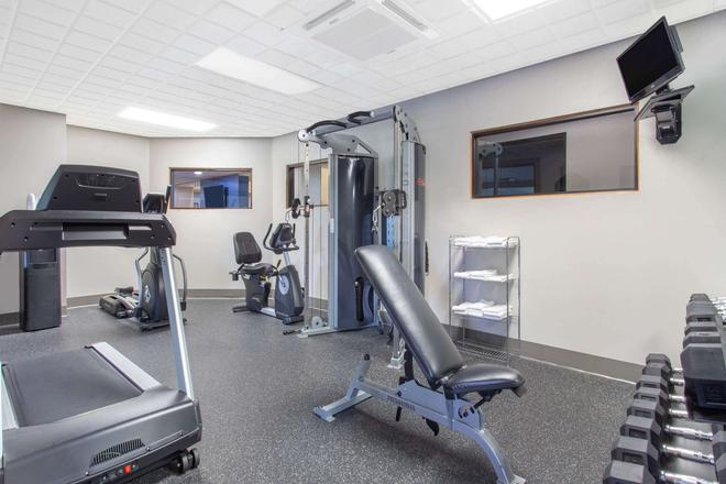 Wingate by Wyndham Indianapolis Airport Plainfield - Plainfield - Gym